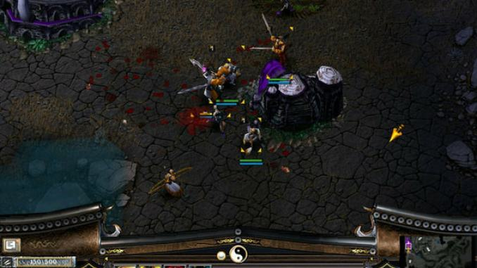 Battle Realms + Winter of the Wolf screenshot 1