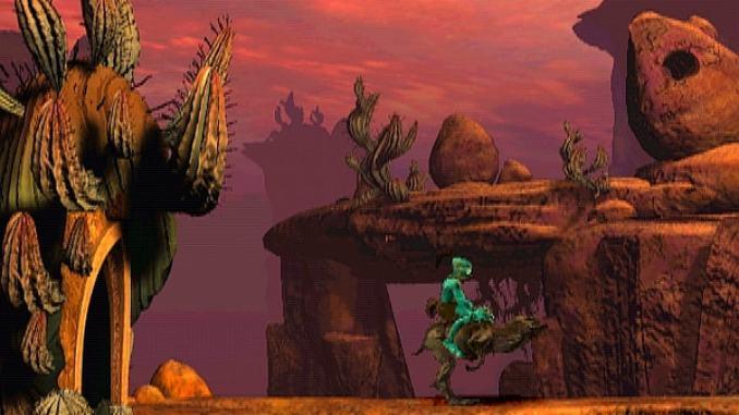 Oddworld: Abe's Oddysee screenshot 2