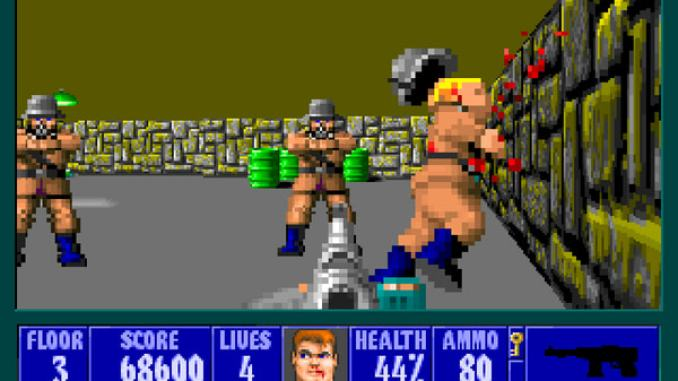 Wolfenstein 3D + Spear of Destiny screenshot 2