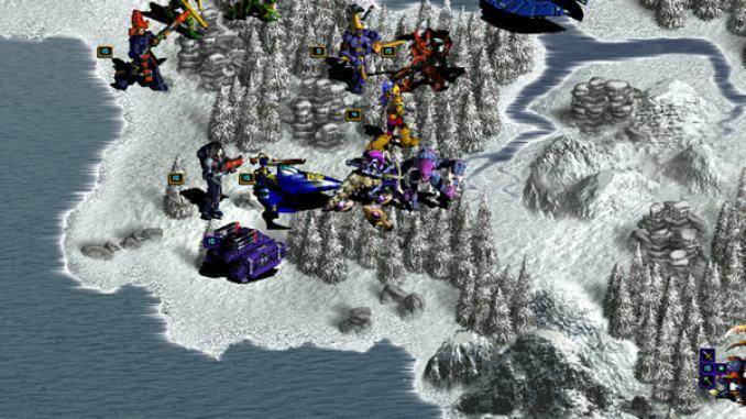 Warhammer 40000: Rites of War screenshot 2