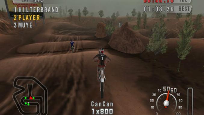 MX vs. ATV Unleashed screenshot 2