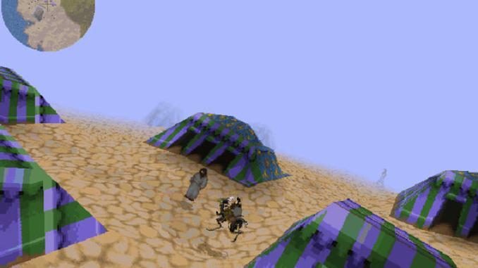 Magic Carpet screenshot 3