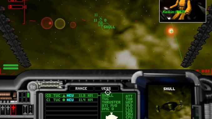 Independence War Deluxe screenshot 1