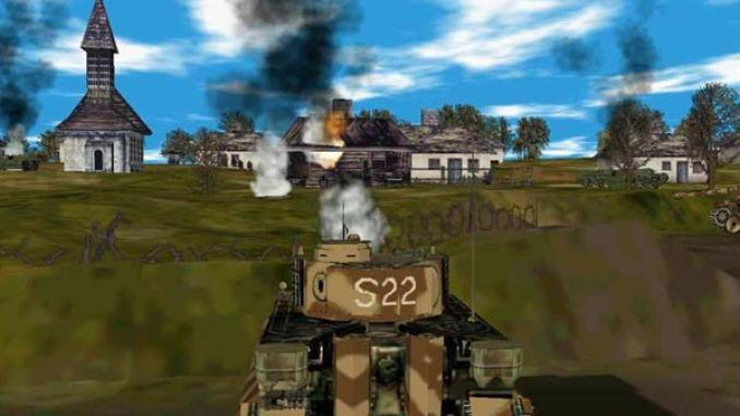 Panzer Elite Special Edition screenshot 1
