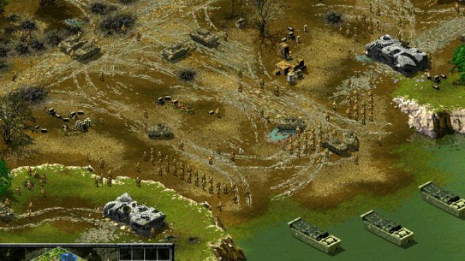 Sudden Strike 2 Gold screenshot 2