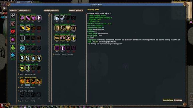 Tales of Maj'Eyal screenshot 2