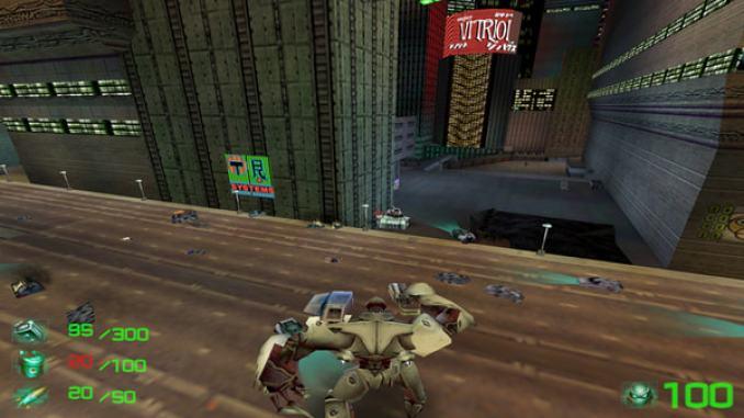 Slave Zero screenshot 3