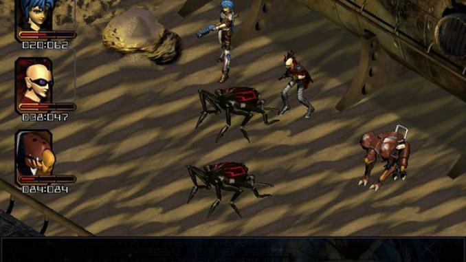 Septerra Core: Legacy of the Creator screenshot 1