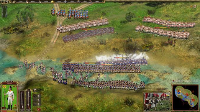 Cossacks II Anthology screenshot 1