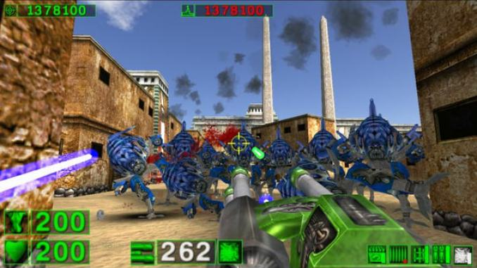 Serious Sam: The First Encounter screenshot 2