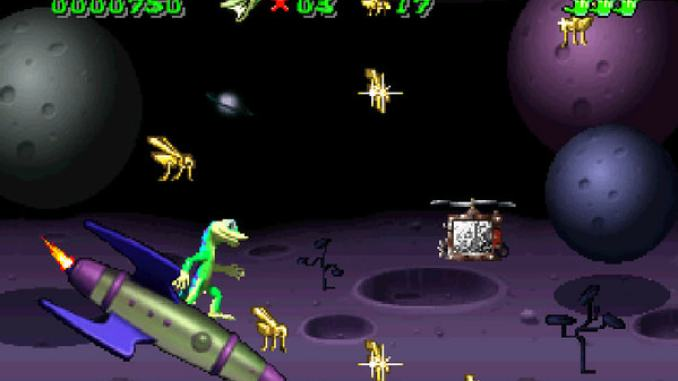GEX screenshot 2