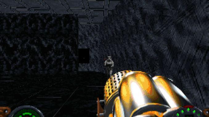 Star Wars: Dark Forces screenshot 2