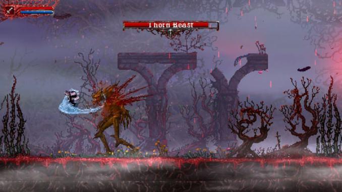 Slain: Back From Hell screenshot 1