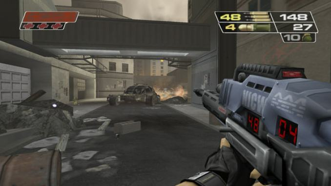 Red Faction 2 screenshot 2