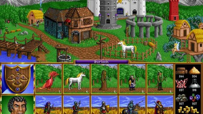 Heroes of Might and Magic screenshot 3
