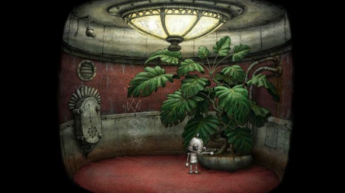 Machinarium Collector's Edition screenshot 1