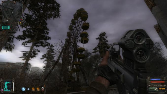 S.T.A.L.K.E.R.: Shadow of Chernobyl screenshot 2