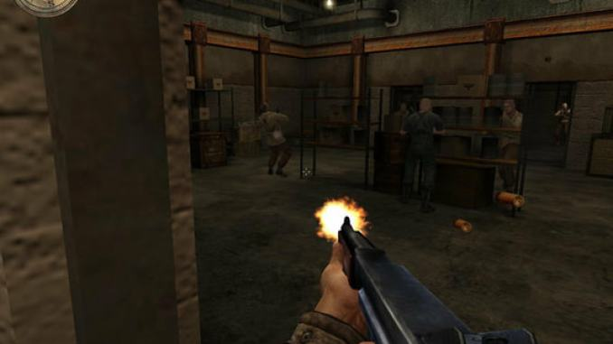 Medal Of Honor: Allied Assault War Chest screenshot 3