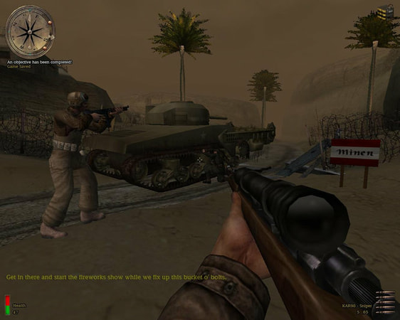 Medal of Honor: Allied Assault Breakthrough crack