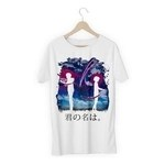 Kimi no na wa your name anime t-shirt