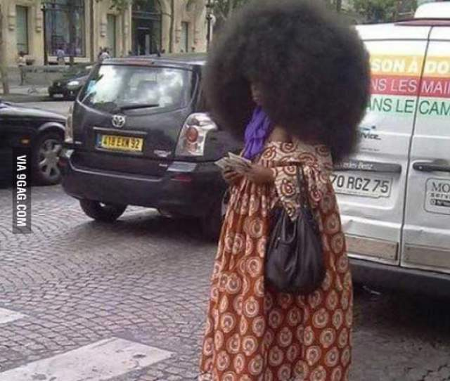 Thats A Big Ass Afro You Got There