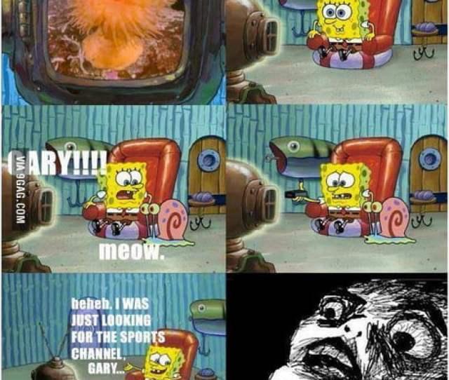 Spongebob Is Watching Porn Gag
