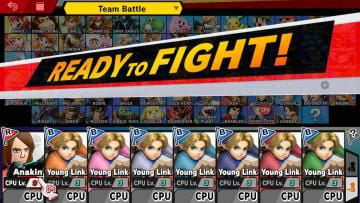 Meme Match Between Young Link And Pikachu Close To Elite Smash