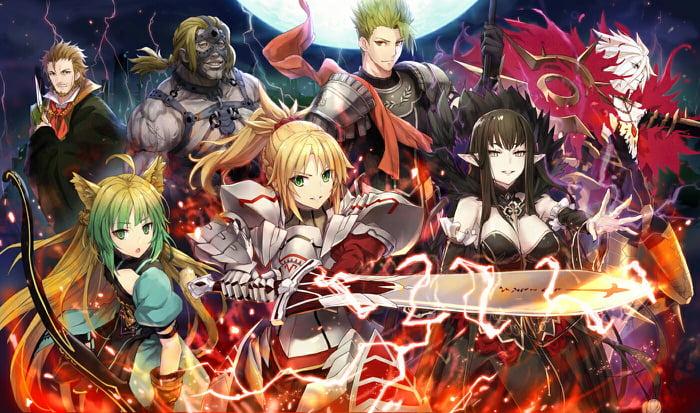 Kết quả hình ảnh cho Fate/Apocrypha