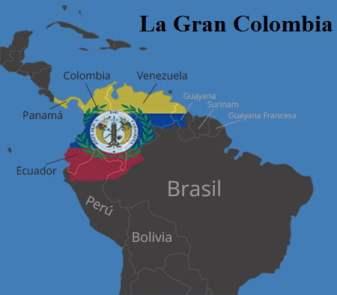Αποτέλεσμα εικόνας για great colombia