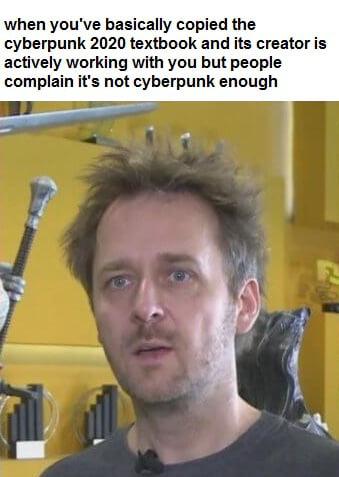 Cyberpunk 2077 Repost Memes Engracados Meme Engracado