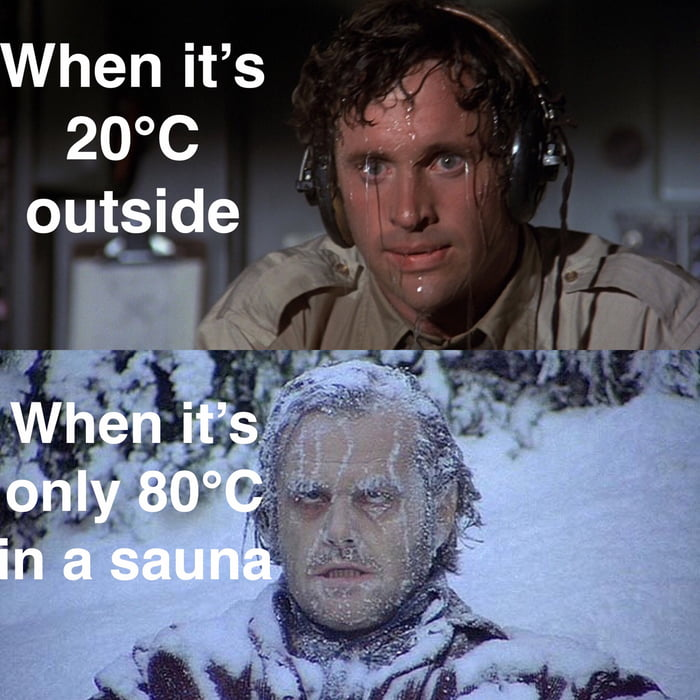 Finnish Bois Need Hot Saunas 9gag