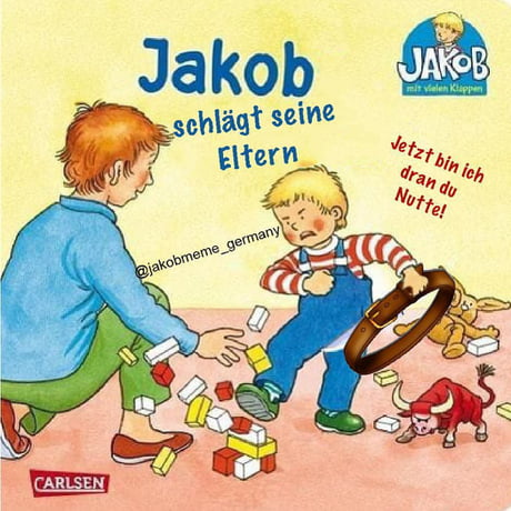 Jakob By Recyclebin Meme Center