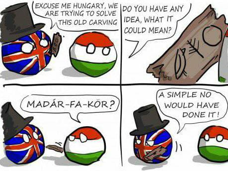 Hungarian Revolution Countryball 1956 Okt 23 9gag
