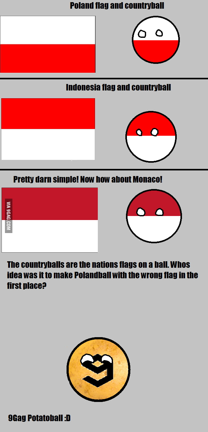 Which One Is Poland Indonesia And Monaco Polandball Amino