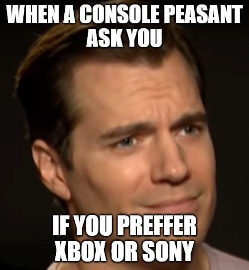 I Loved How He Instantly Said Pc Without Flinching 9gag