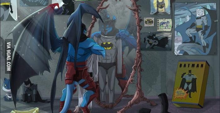 Night Stalker Dota As Batman 9GAG