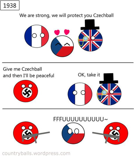 Long But Worth It Polandball A Tale Of Two Friends France