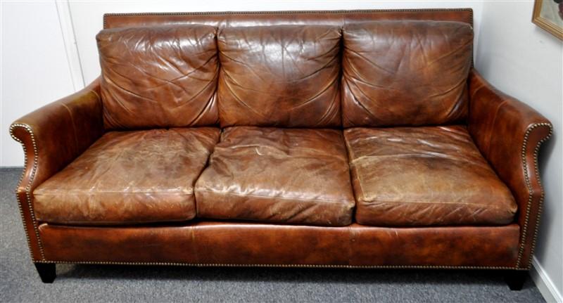 Ferguson Copeland Chartwell Leather Sofa Lofty Marketplace
