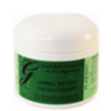 Nature's Genesis Herbal Infused Cream Therapy  4oz