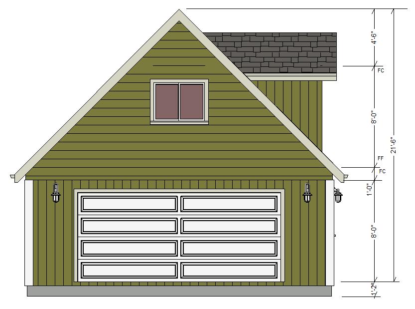 FREE Garage Plans: June 2012