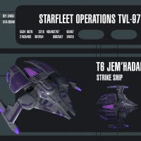 STAR TREK ONLINE | a tier six Jem' Hadar Strike ship… the little bug ship that could..?
