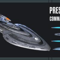 STAR TREK ONLINE | the command battle cruiser the third sister – Presidio Class….?