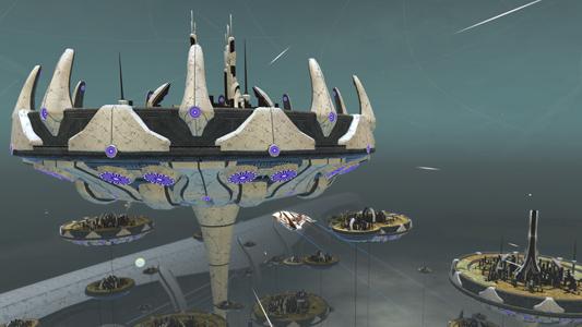 Star Trek Online STO MMORPG F2P Sci-Fi MMO jogo Legacy of Romulus