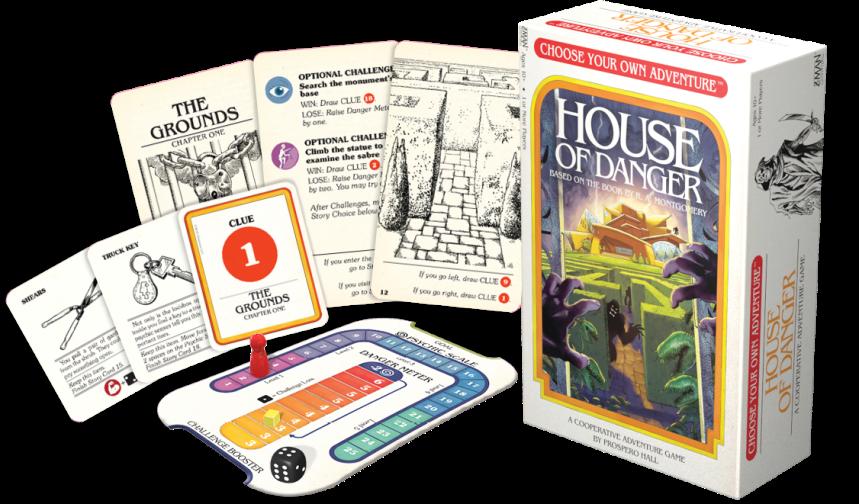 Image result for House of Danger board game