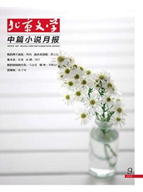 北京文学·中篇小说月报 月刊 2018年09期