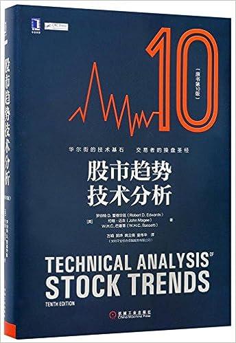 Image result for 《股市趋势技术分析》