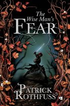 The Wise Man's Fear UK cover