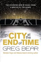 City at the End of Time UK cover
