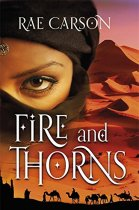 Fire and Thorns UK cover