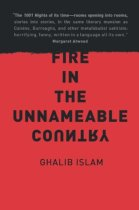 Fire in the Unnameable Country Canadian cover